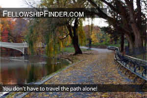 FELLOWSHIP FINDER based on PANORAMIC PHOTO OF BOW BRIDGE © John Anderson | Dreamstime.com